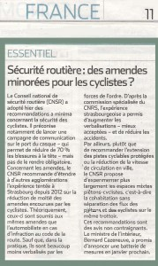 SECURITE ROUTIERE  (CNSR) 001