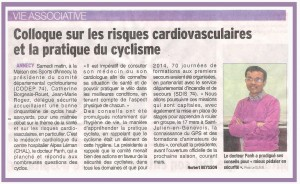 Colloque Codep74 -Risques Cardiovasculaires 001