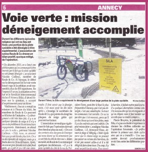 Article Essor deneigement 090415