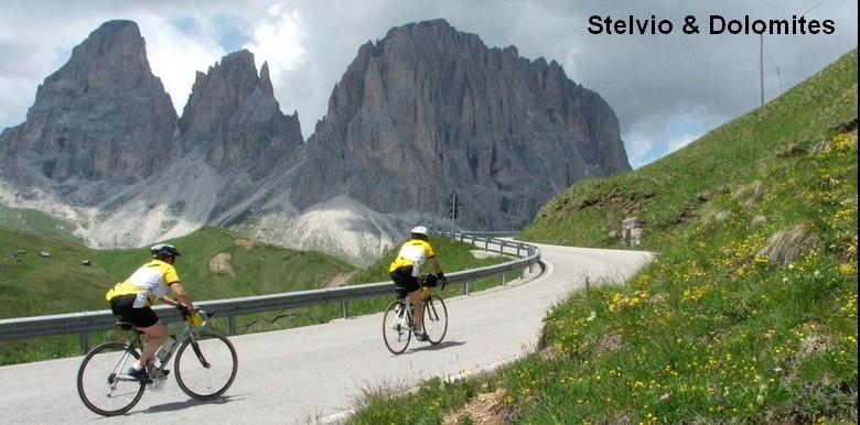 Stelvio & Dolomites