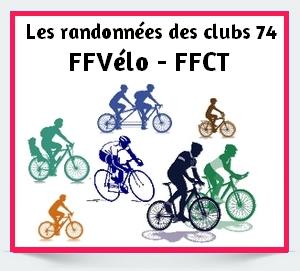 Randos clubs 74