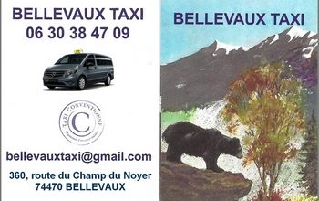 Bellevaux_Taxi