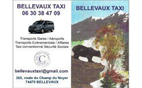 Bellevaux-Taxi