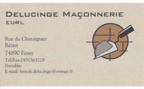 Delucinge-Maconnerie