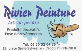 Rivier-Peinture